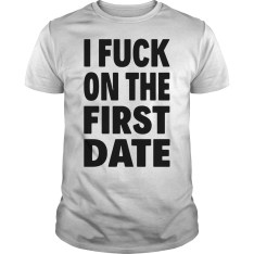 i fuck on my first date
