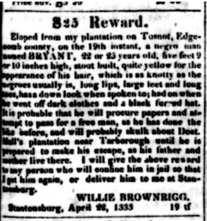 The Star and North Carolina State Gazette 5 4 1833