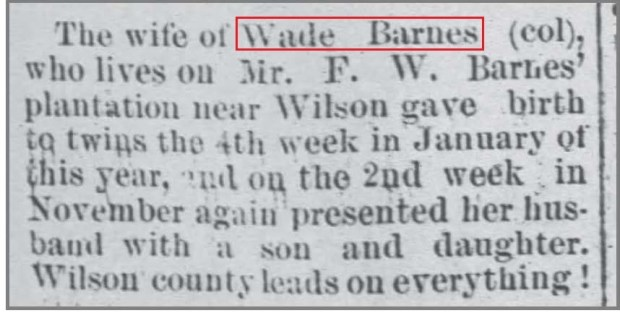Wilson_Adv_12_21_1883_Wade_Barnes_twins
