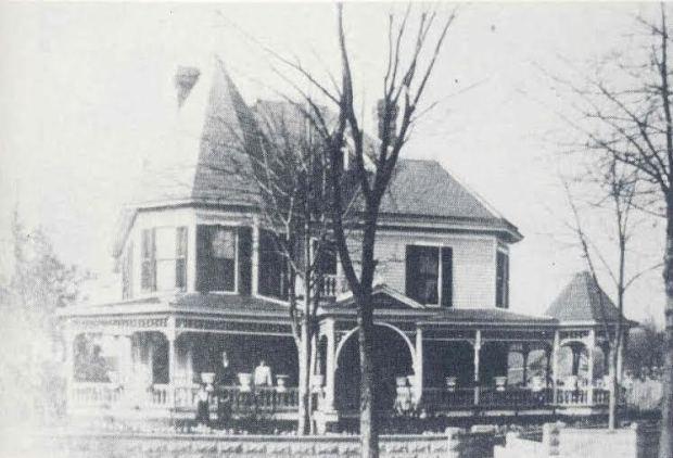 Sam Vick House
