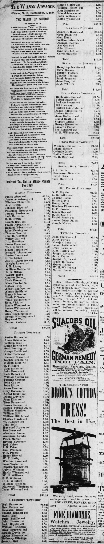wa 9 5 1884