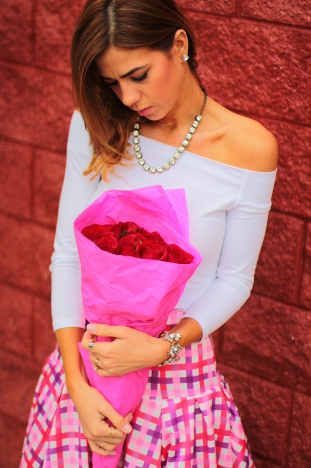 amanda tur- a fancy affair - miami fashion blogger - a fancy affair - valentines day- valentines day - love day - what to wear for valentines day - flowers- floral- roses- what to do for valentines -miami blogger