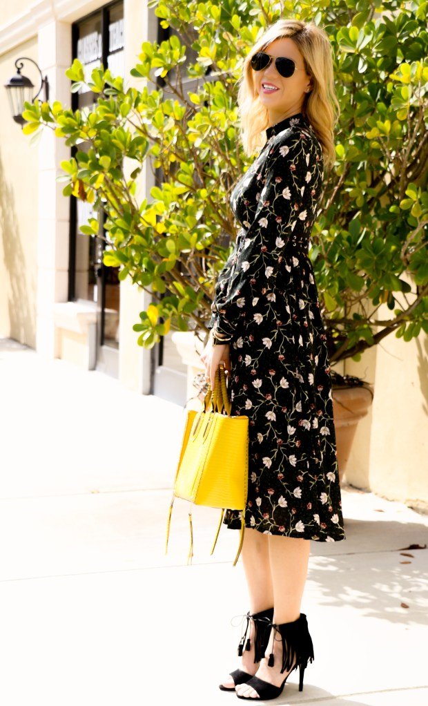 Henri Bendel Yellow -3