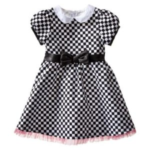 Harajuku Mini for Target® Toddler Girls' Sock Hop Dress - Black