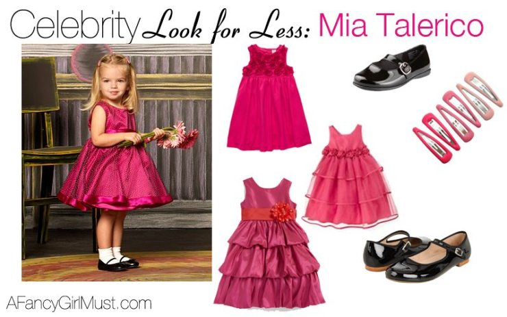 Celebrity Look 4 Less: Mia Talerico | AFancyGirlMust.com
