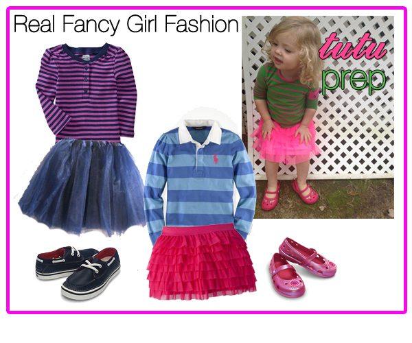 Real Fancy Girl Fashion: Tutu Prep