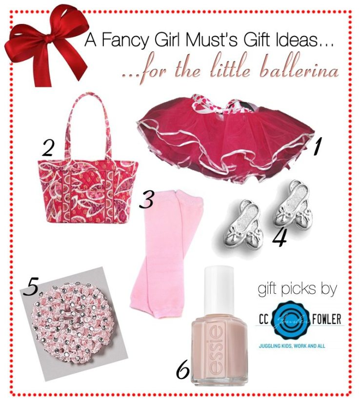 AFGM Holiday Gift Guide: For the little ballerina
