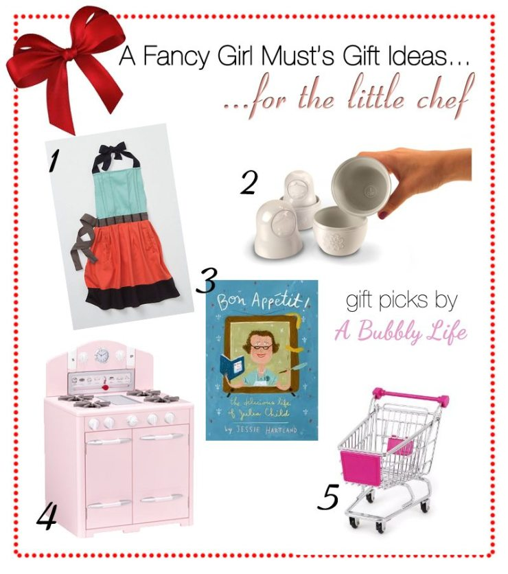 AFGM Gift Guie: For the little chef
