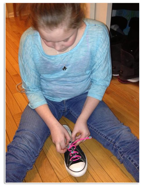 Real Fancy Girl Reviews: Hickies Elastic Lacing System