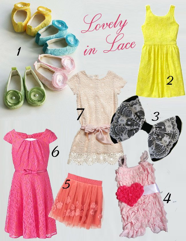 Trendspotting: Lovely in Lace
