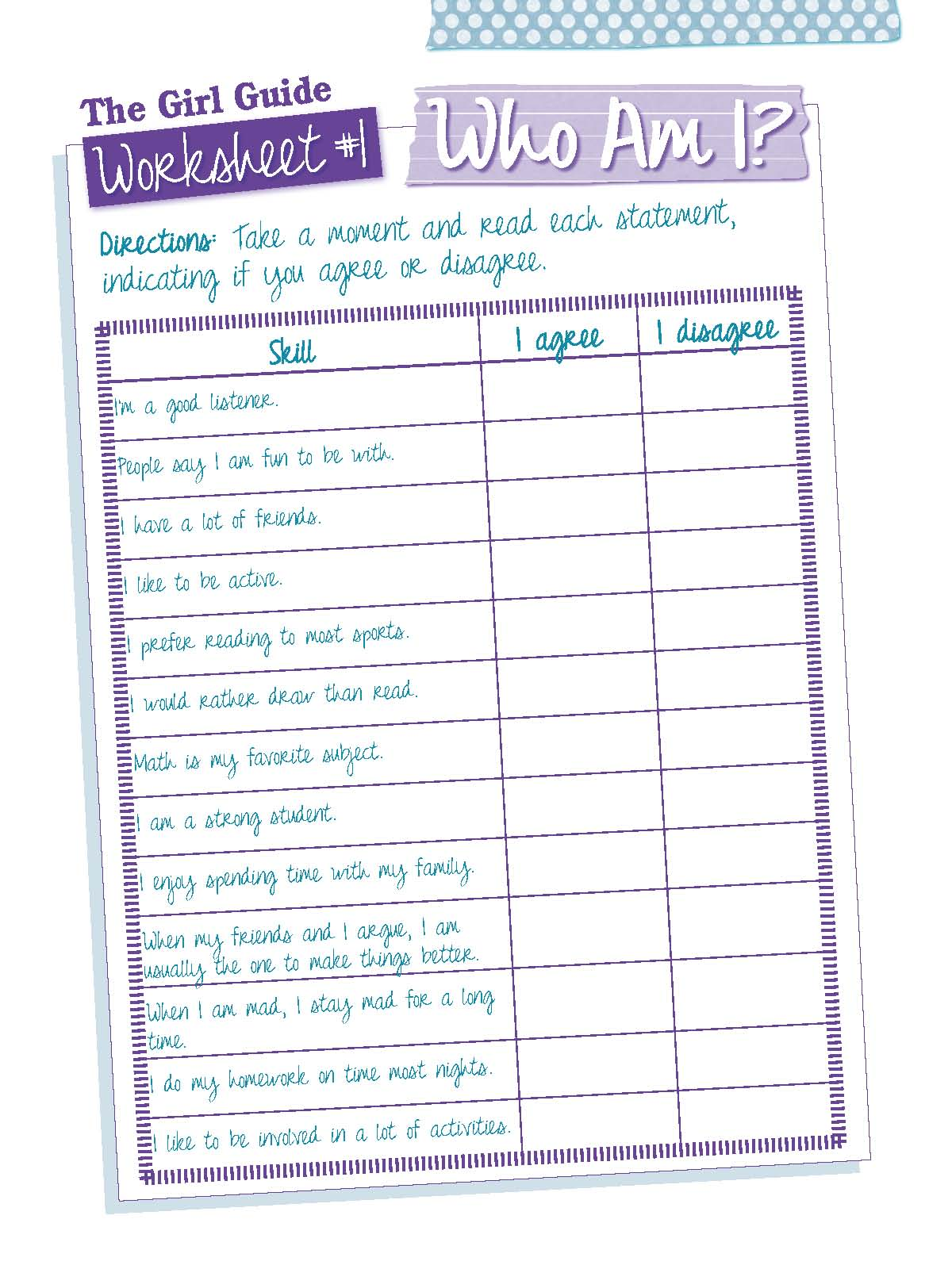 Budget Worksheet Checklist Moms Who Think