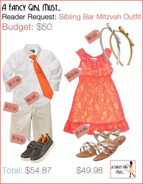 Reader Request: Bar Mitzvah Outfit  | AFancyGirlMust.com