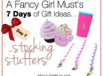 2014 Holiday Gift Guide: Stocking Stuffers for Girls