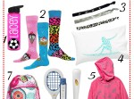2015 Holiday Gift Guide: Gifts for the Sporty Girl