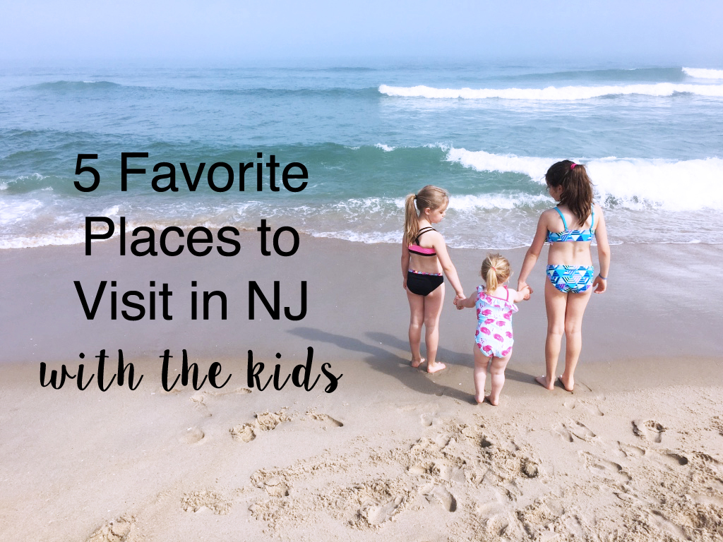 5 Favorite Places to Visit in NJ | A Fancy Girl Must