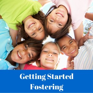 Getting Started Fostering