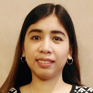 Angelie B. Mercado   Junior Accountant at Radio Mindanao Network, Inc.
