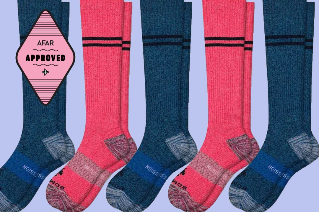 Why Bombas Are the Best Compression Socks for Travel