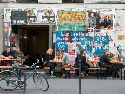 A Local's Guide to Paris: A French Speakeasy Paris  France