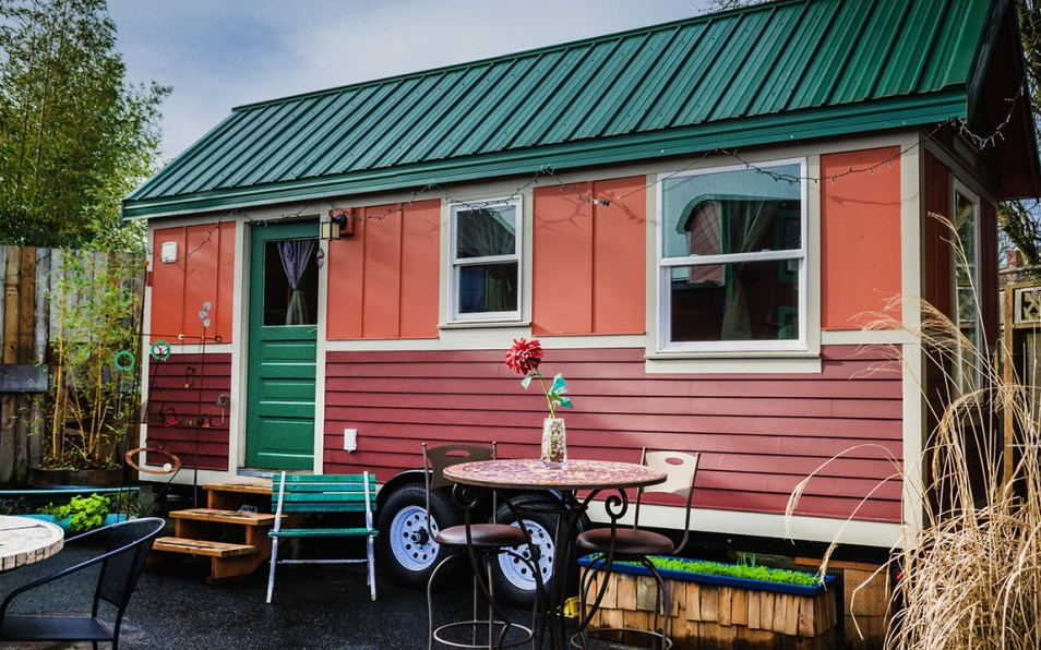 Caravan The Tiny House Hotel Portland United States