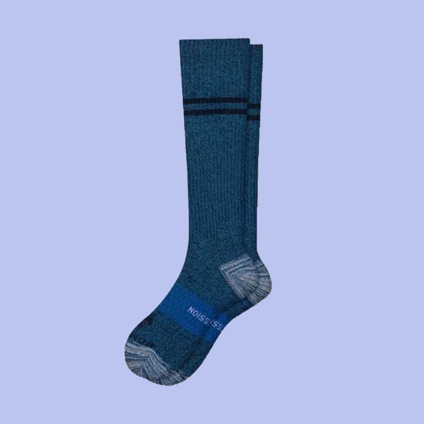 Bombas Just Made the Best Compression Socks for Travel