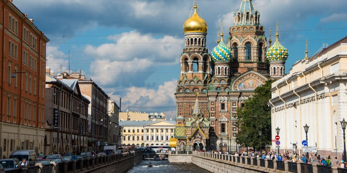 Image result for St. Petersburg, Russia
