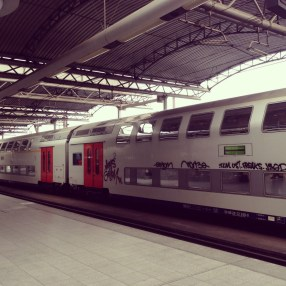 Double Decker trains - Cool