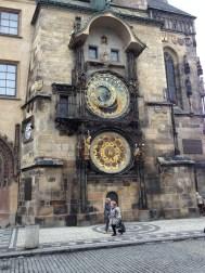 Astronomical clock.... Astronomical!