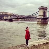 Amy. Budapest