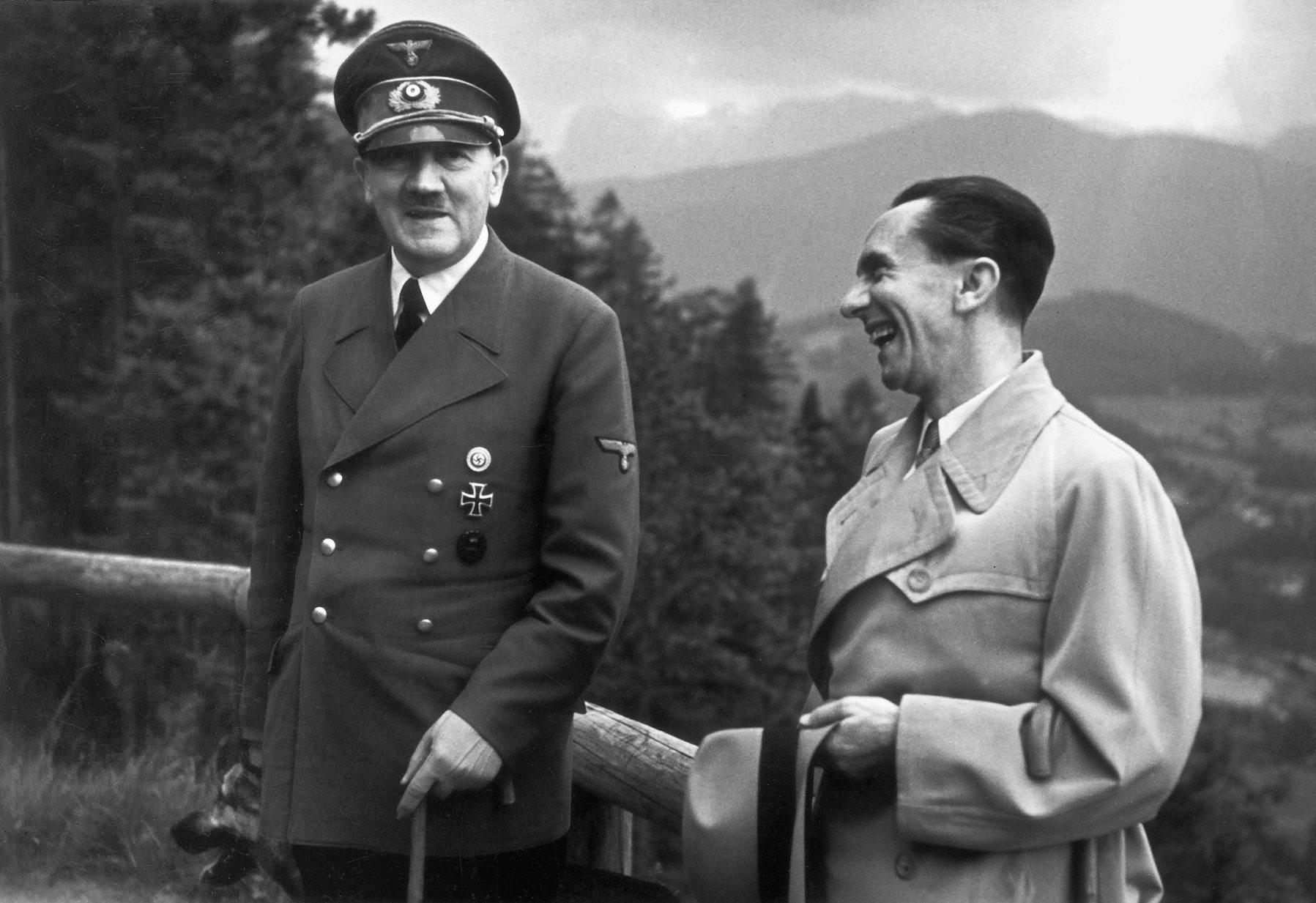 Adolf Hitler  A Farm in Iceland