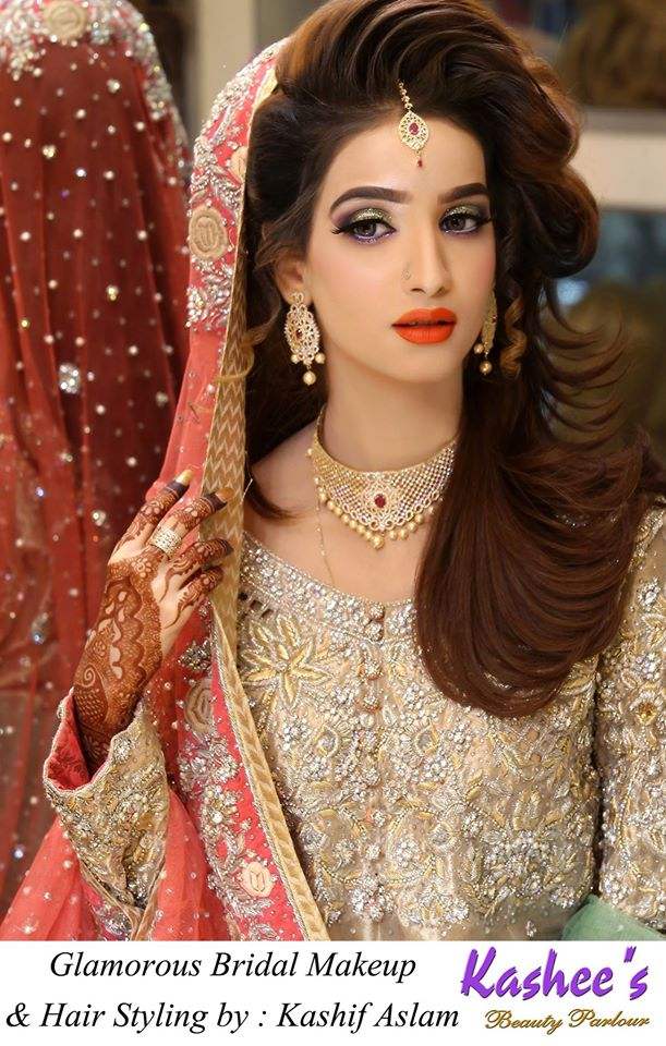 Rate Bridal Makeup Lists Kashees