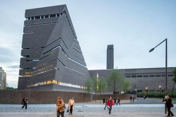 Herzog & De Meuron . Tate Modern London 6