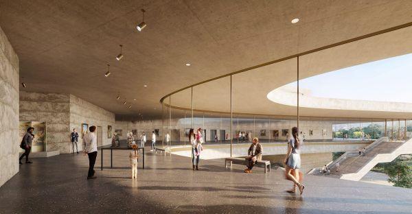Peter Zumthor LACMA Museum