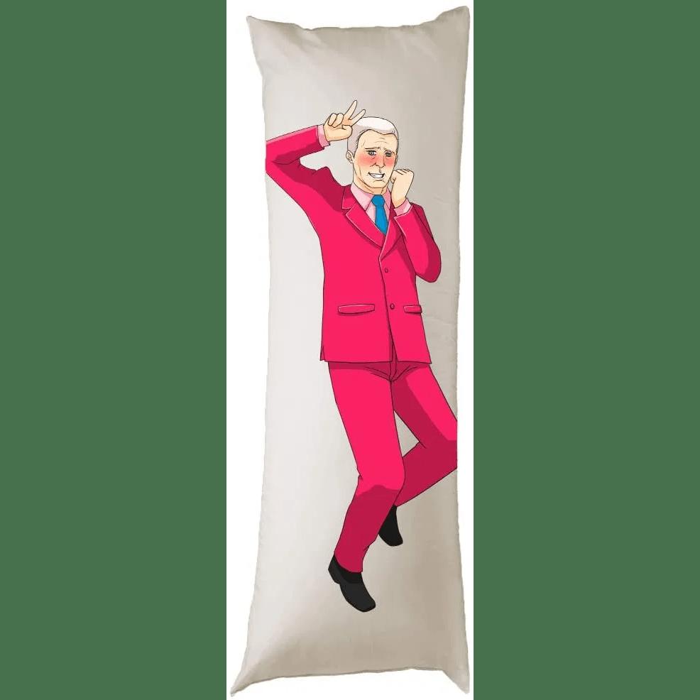 joe biden body pillowcase huge 60x20