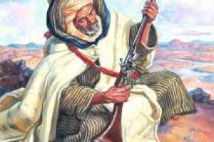 boukdir11 الجد بوقدير حياة و كفاح  - الجزء السادس  مشاهير آفيان