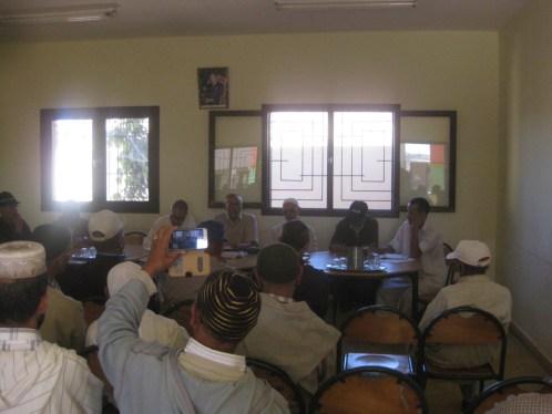 IMG_2493 جماعة النحيت : لقاء تواصلي بالمدرسة الجماعاتية عمر بن عبد العزيز إداوزدوت
