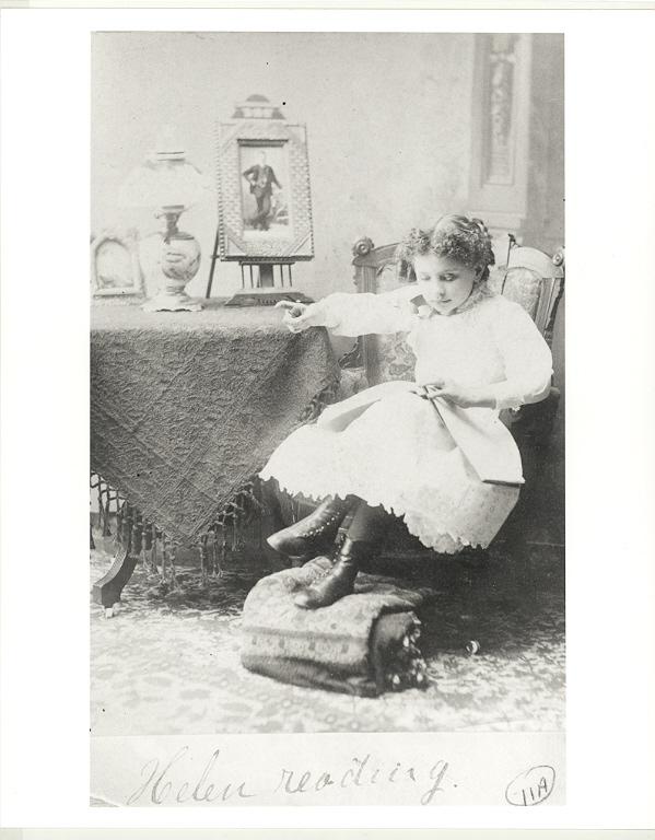 Helen Keller Baby Pictures : helen, keller, pictures, Helen, Keller:, Childhood, Memory, American, Foundation, Blind