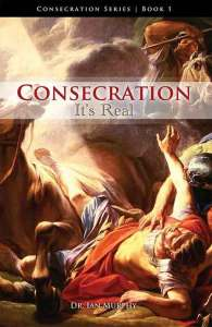 Consecration It's Real (Cover)