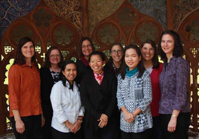 The Catholic Corps women's family missionary community at Catholic Familyland