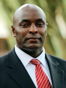 Samuel Kamau, Executive Director