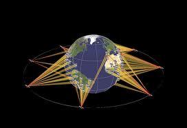 los satélites permitirían mayor cobertura de banda ancha de manera simultánea y más rápida.