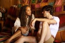 Anahi Beholi en '2 francos 40 pesetas' (2006) representaba a una mujer exótica con la que el protagonista mantenía una aventura.