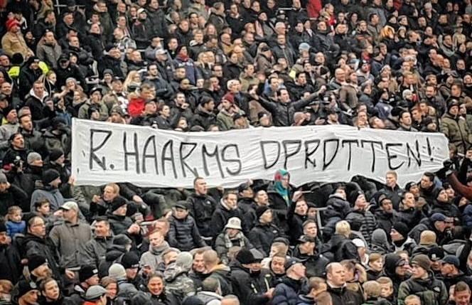 Stop de benoeming van Ruud Haarms!