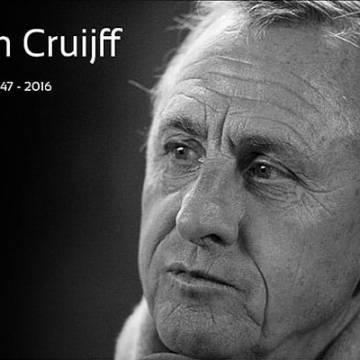 Johan Cruijff – Voor altijd nummer 14!