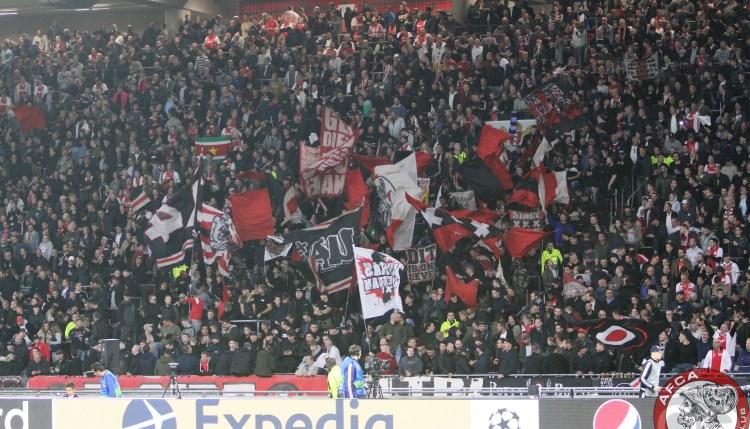 Fotoverslag AFC Ajax – Chelsea FC