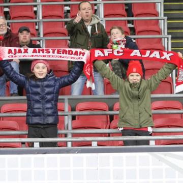 Fotoverslag AFC Ajax – Willem II