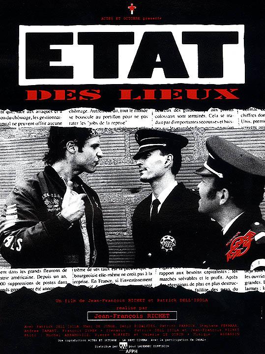 état Des Lieux (film) : état, lieux, (film), Lieux, Afcinema
