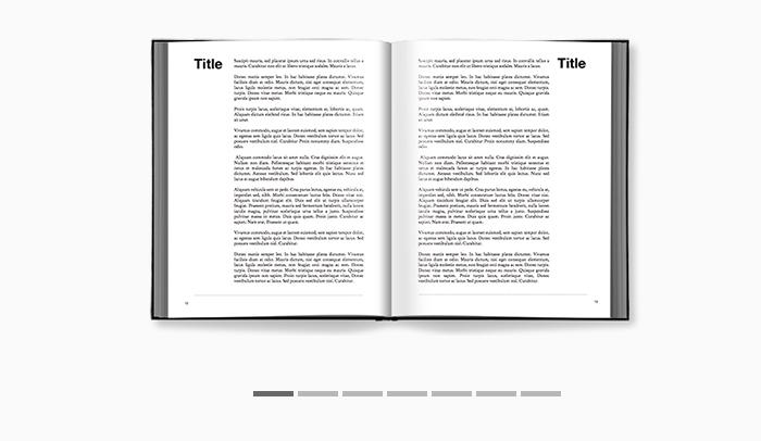 4 Blurb Indesign Templates  Af Templates