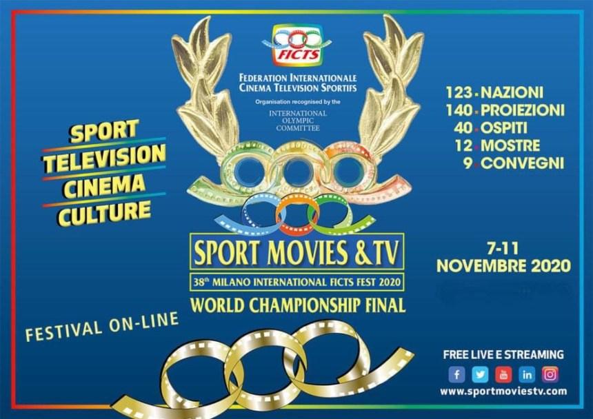 38ème festival international du cinéma et de la télévision sportifs