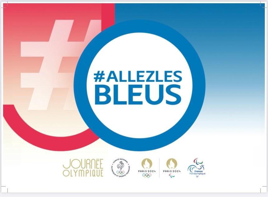 #allez les bleus